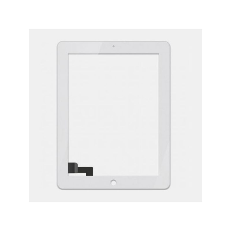 Touch Screen Digitizer for iPad 4 White (without Toolkit)