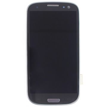 Original Complete screen Samsung Galaxy S3 GT-i9305 grey