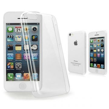 Coque Crystal Clear transparente iPhone 5C