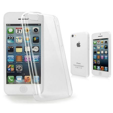 Cover Crystal Clear Transparent iPhone 5C