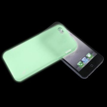 Fluorescent TPU Soft Case iPhone 4 4S
