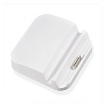 Dock station chargeur blanc IPad 2