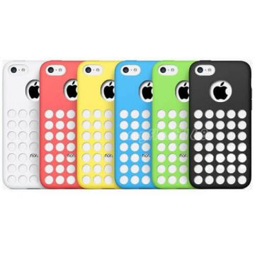 Silicone Soft Case iPhone 5C