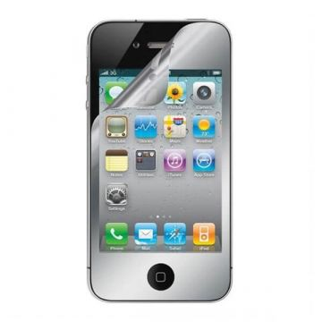 Screen Protector front face mirror iPhone 4/4S