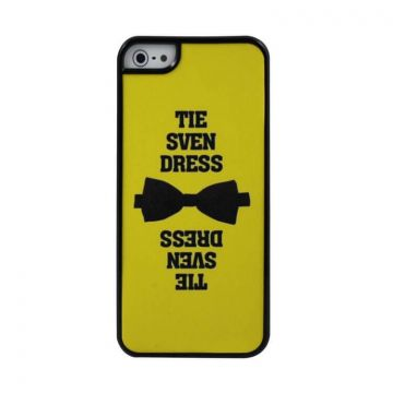 Tie Sven Dress hard cover case iPhone 5 5S