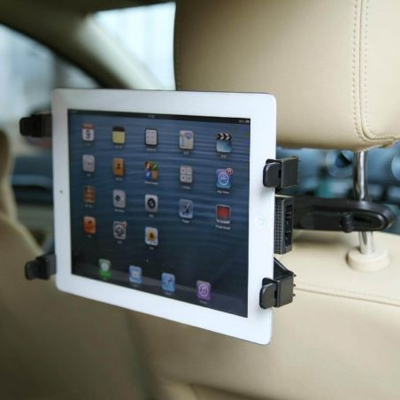 Universal car holder for iPad