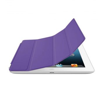 Smart Cover iPad 2 3 4 aubergine