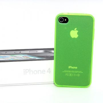 Coque TPU Fine iPhone 4 4S