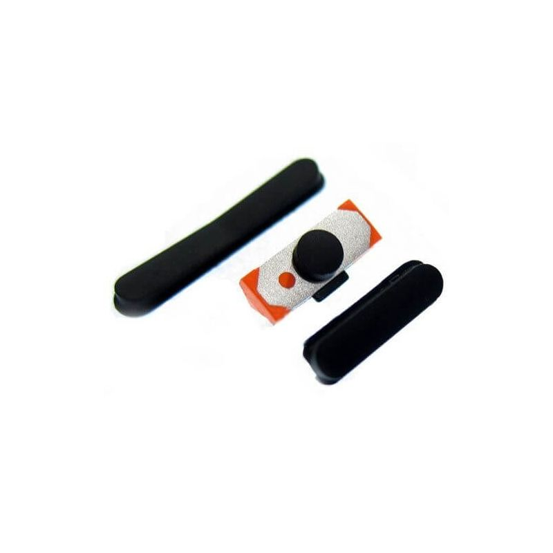 Set of 3 buttons power, volume and mute iPad Air