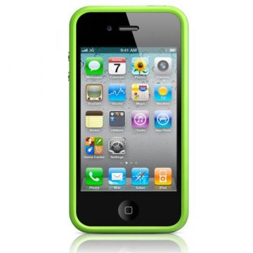 Bumper TPU for iPhone 4 & 4S Green