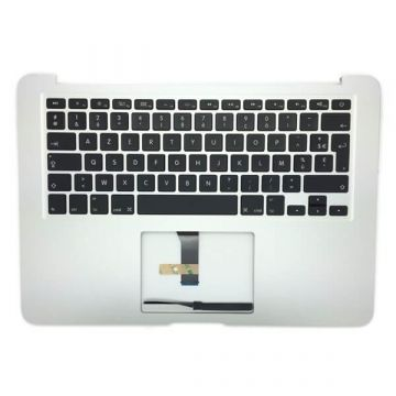 "Topcase avec clavier AZERTY pour MacBook Air 13"" - 2013 / A1466"
