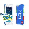 Brasil 2014 Italy number 10 World Cup Case for iPhone 5 5S