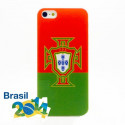 Portugal Flag World Cup Case iPhone 4 4S