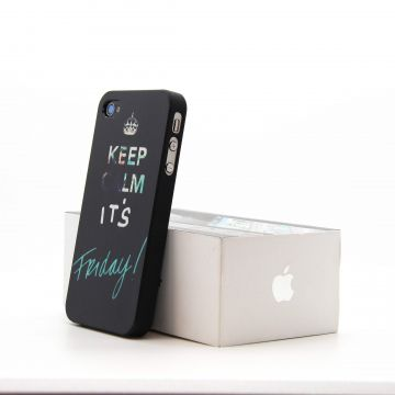 'Keep Calm it's Friday' Hardcase for iPhone 4 4S