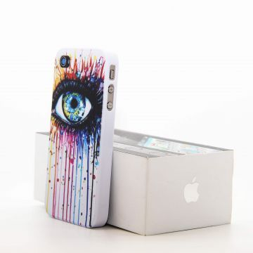 Hardcase voor iPhone 4, 4S Wonderful Eye