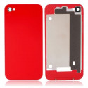 iPhone 4S back cover red