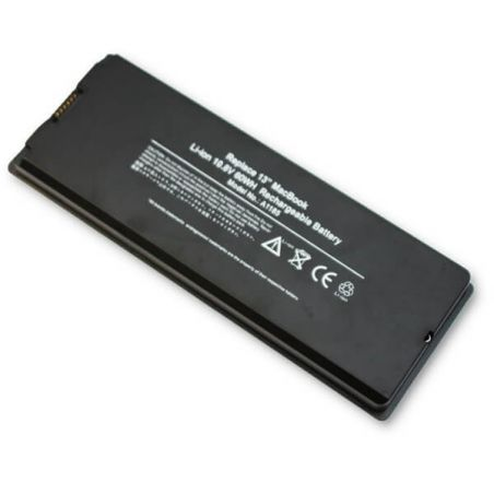 "Batterie Macbook Noir 13""  - A1185"