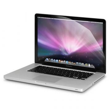 "Screen protector MacBook Retina 15"" transparant helder"