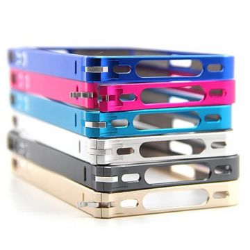 Ultra-dunne bumper Aluminium 0,7 mm iPhone 4, 4S