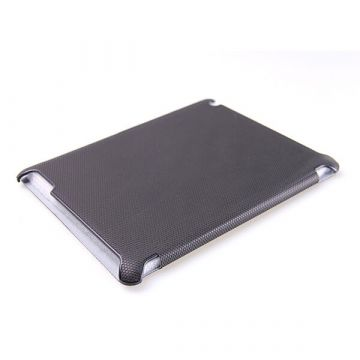 iPad Black Smart Case with basketball texture