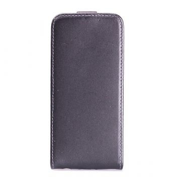Leather look Flip Case iPhone 5C