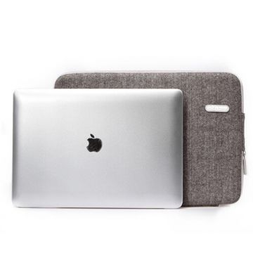 "Gearmax Tweed wollen 15"" MacBook sleeve"