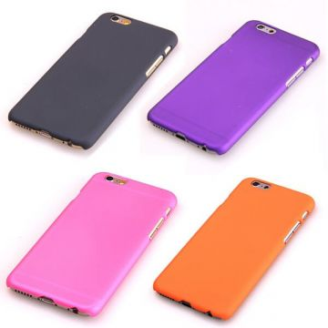 "Hard Case Schale ""Soft Touch"" iPhone 6"