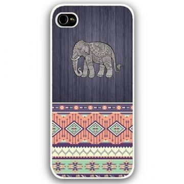 Tribal Elephant Protective Case for iPhone 5C