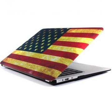 US Vintage Flag Hard Case MacBook Pro 13""