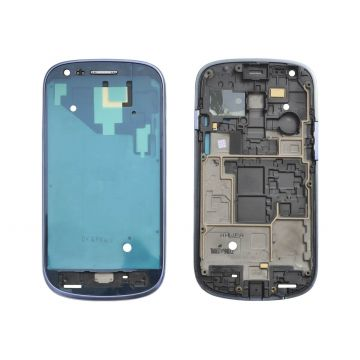 Original Blue-bordered frame Samsung Galaxy S3 Mini