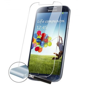 Tempered glass screenprotector Samsung Galaxy S4 - samsung accessoires