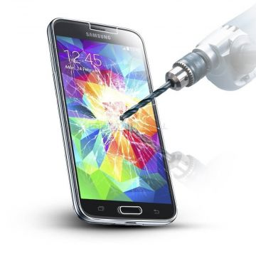 Tempered glass screenprotector Samsung Galaxy S5 - samsung accessoires