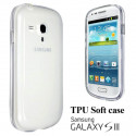 TPU Soft case transparent 0,3 mm Samsung Galaxy S3