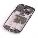 Original Grey border frame Samsung Galaxy S3 Mini