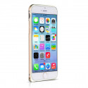 Ultra-thin 0.7mm gold frame Aluminum Metal Blade Bumper iPhone 6 Plus