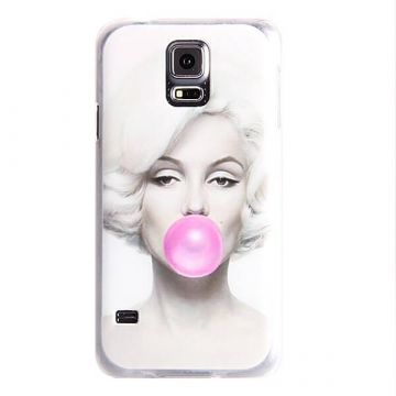 Coque rigide Marilyn Monroe Samsung Galaxy S5