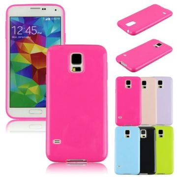 Coque ultra-fine souple Samsung Galaxy S5