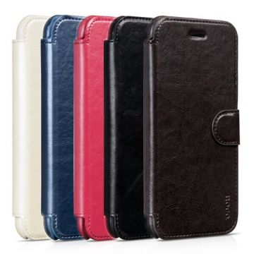 Portfolio Series iPhone 6 Plus Leather Wallet Case