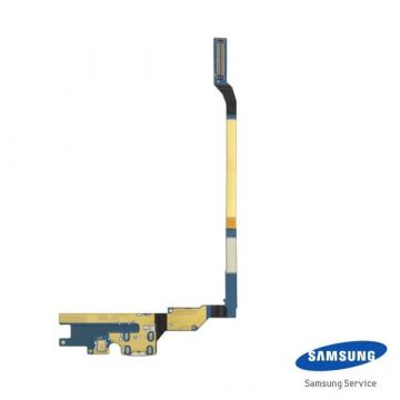 Original charging connector and internal microphone dock for Samsung Galaxy S4