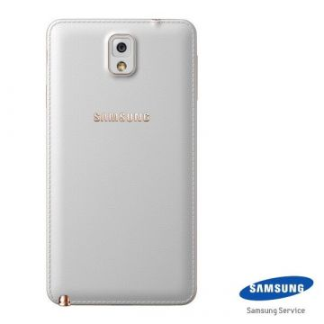 Originele backcover Samsung Galaxy Note 3 wit