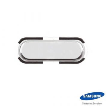 Bouton home blanc Galaxy Note 3