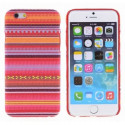 Coated Mayan patterned hard cover case for iPhone 6