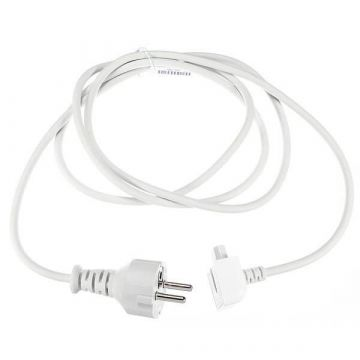 1,8m EU extension cord Mac Power cable