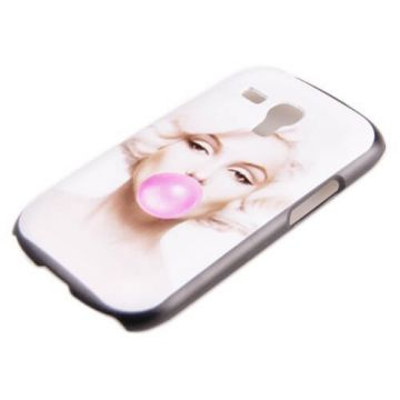 Marilyn Monroe Bubble Gum Hard Case Samsung Galaxy S3 Mini