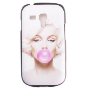 Coque rigide Marilyn Monroe Samsung Galaxy S4 Mini