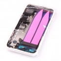 Complete replacement back cover for iPhone 5C