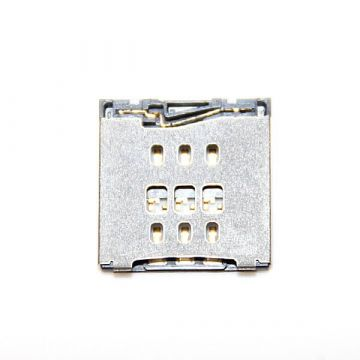 Nano SIM Connector voor iPhone 6 Plus